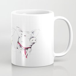Political Pigs Coffee Mug