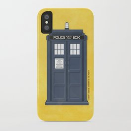 9th Doctor - DOCTOR WHO iPhone Case