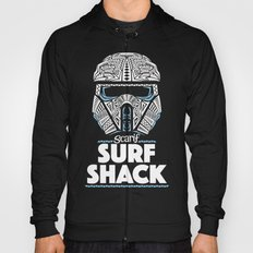 Space Surf Shack Hoody