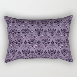 The Haunted Mansion Rectangular Pillow