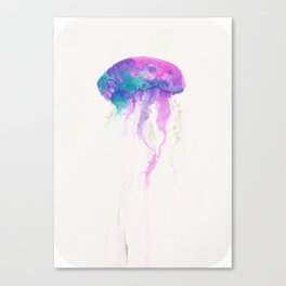 Jellyfish #1 Canvas Print