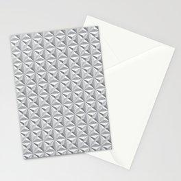 Geotex Grey Stationery Cards