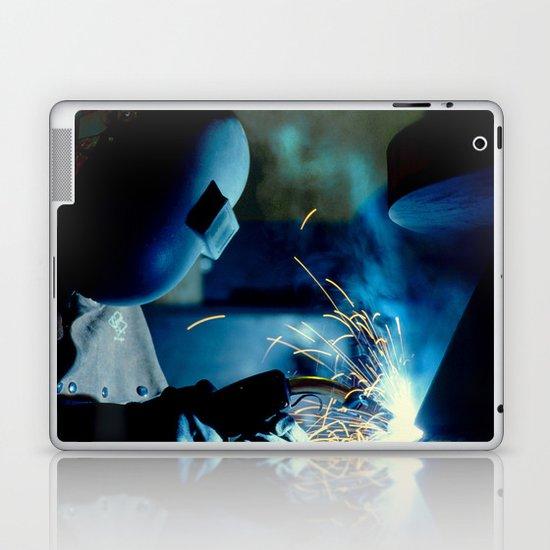 The Welder Laptop & iPad Skin