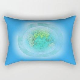 OUR BRIGHT PLANET Rectangular Pillow