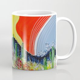 Nature's City Coffee Mug