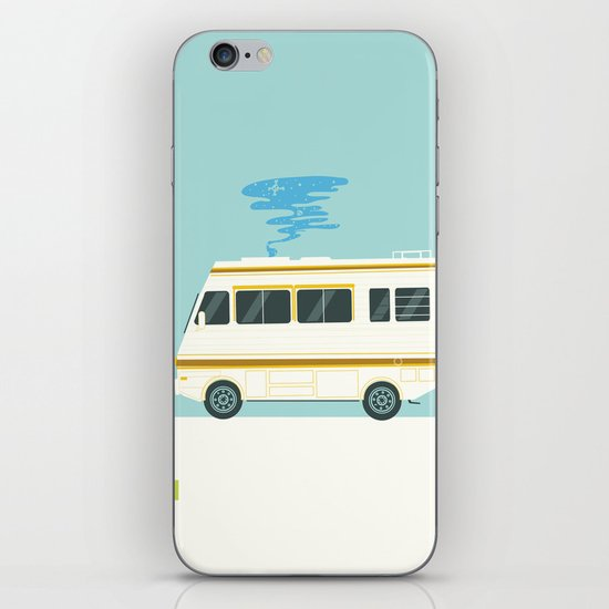 A Badly Broken RV iPhone & iPod Skin