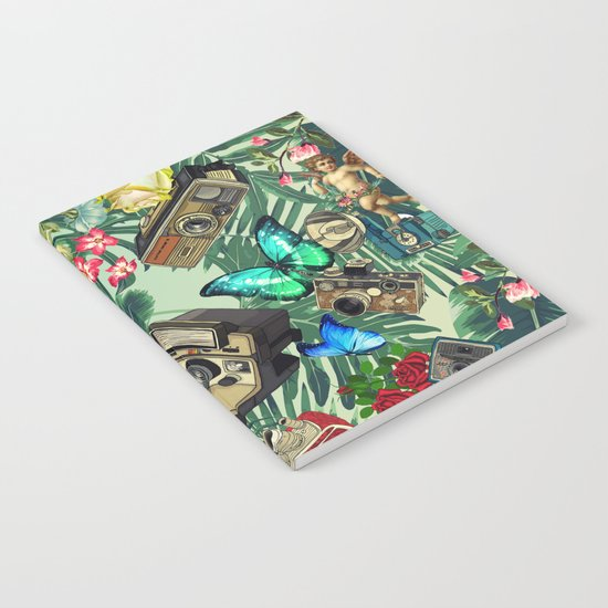 tropical vintage  Notebook
