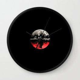 Strange Wall Clock