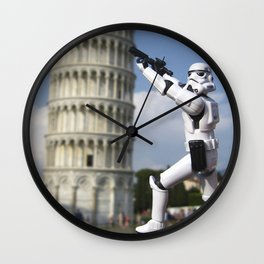 Ripped out of my mind Wall Clock