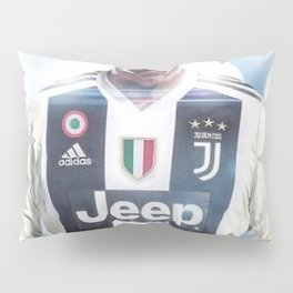 Cristiano Ronaldo To Juventus Pillow Sham