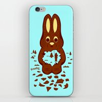 hunting iPhone & iPod Skins featuring Chocolate Hunting by Matt Wasser