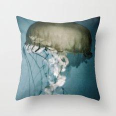 Sea Lantern Throw Pillow