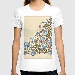 Blue bell tile T-shirt