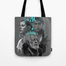 Generations II Tote Bag