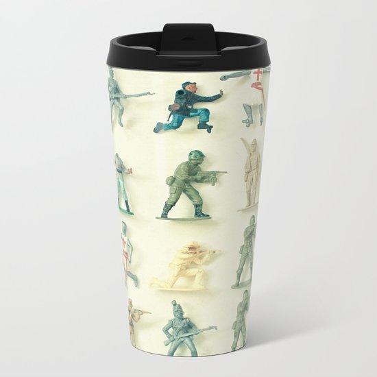 Broken Army Metal Travel Mug