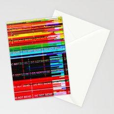 Do Not Bend Stationery Cards
