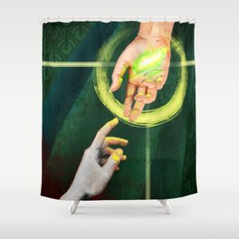 Dragon Age Inquisition - Hope Shower Curtain
