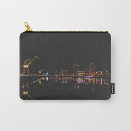 Puerto Madero at night, Buenos Aires, Argentina. Carry-All Pouch
