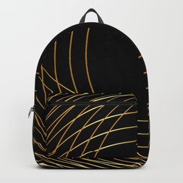 Golden Threads Backpack