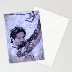Bam Bam the Snow Warrior Stationery Cards