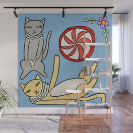 Play Time Wall Mural