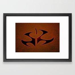 Hitman Framed Art Print