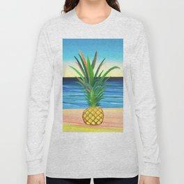 Abacaxi II Long Sleeve T-shirt