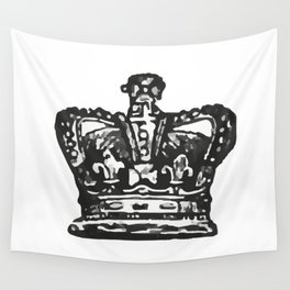 Crown 2 Wall Tapestry