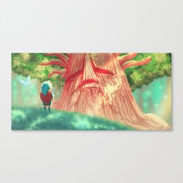Legend of Zelda Canvas Print