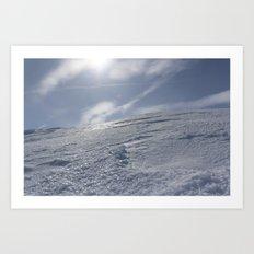 Alaska Art Print