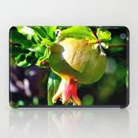 pomegranate iPad Cases featuring pomegranate by  Agostino Lo Coco
