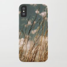 Golden Wheat iPhone X Slim Case
