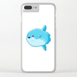 Mola Mola Clear iPhone Case