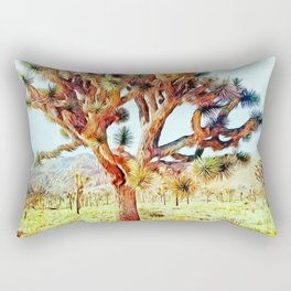 Joshua Tree VG Hills by CREYES Rectangular Pillow