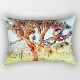 Joshua Tree VG Hills by CREYES Rectangular Pillow