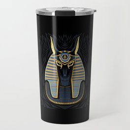 Egyptian pharaoh Travel Mug