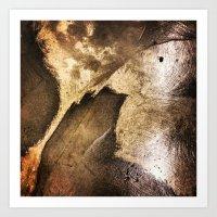 A floor n°32 Art Print