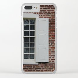 Annapolis Window Clear iPhone Case