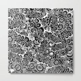Tentacles Metal Print