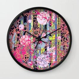 Araignée Wall Clock