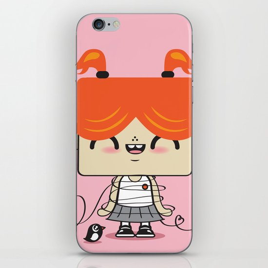 Love Song Part II iPhone & iPod Skin