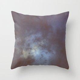 Northern Storm Throw Pillow