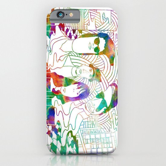 """Bosnian Rainbows"" by Steven Fiche iPhone & iPod Case"
