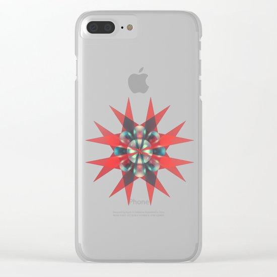 Doublemethopal Clear iPhone Case