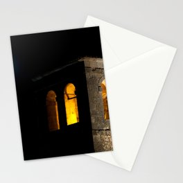 Church & moon Stationery Cards