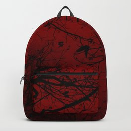 Red Forest Backpack