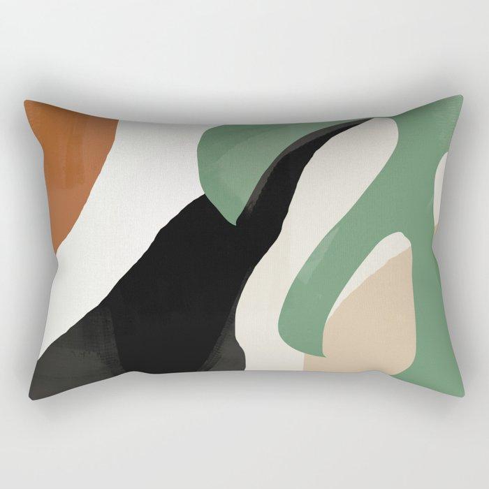Abstract Art 37 Rectangular Pillow