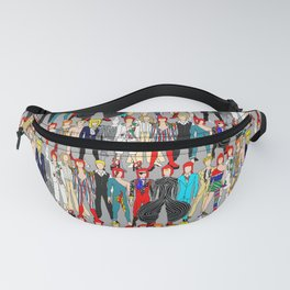 Heroes Doodle Fanny Pack