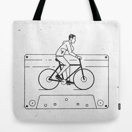 Welcome to Your Tape (Alternate Version) Tote Bag