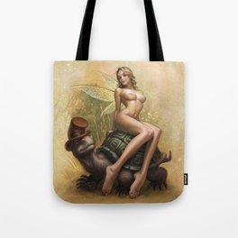 Tortughada Tote Bag